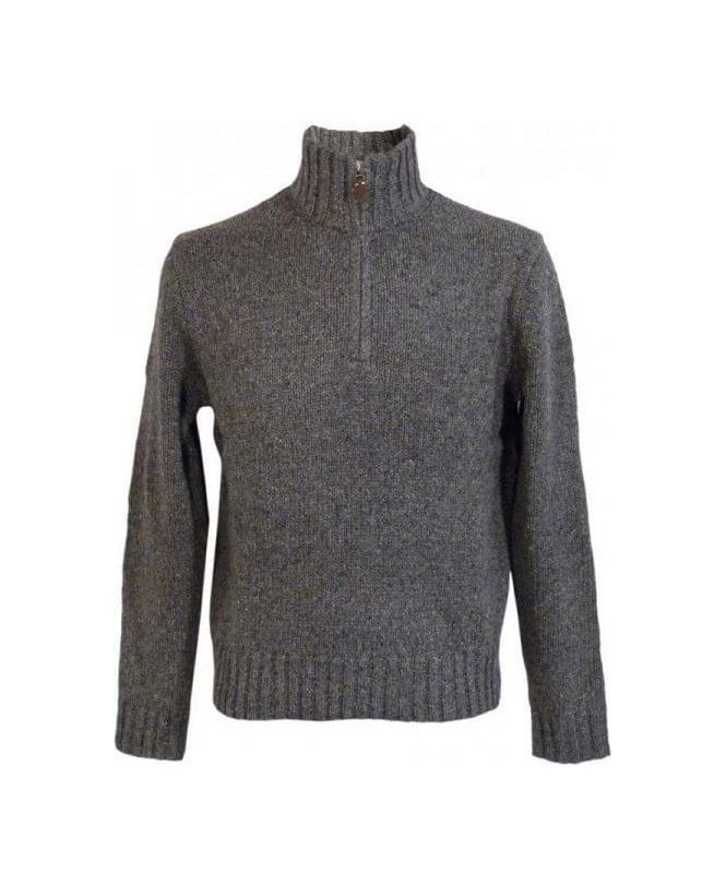 Grey Heather Jumper