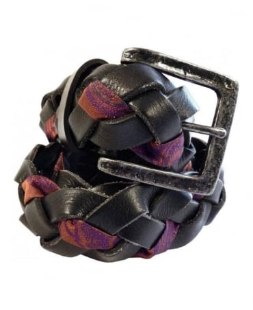 Robert Graham Black Amos Belt