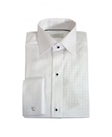 Eton White Contemporary Shirt