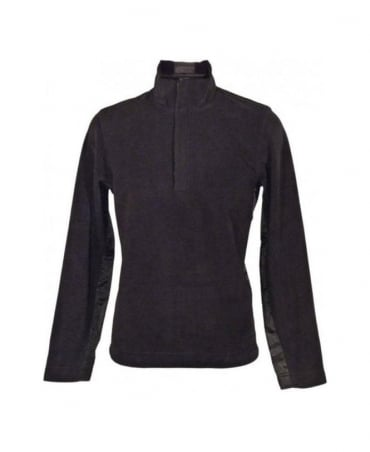 Boss Black Casual Half-Zip Sweatshirt