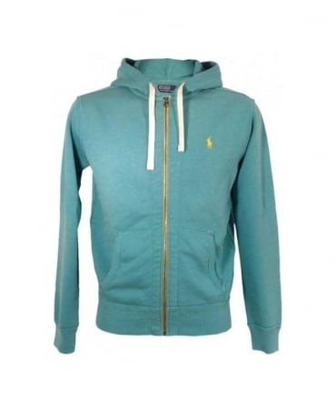 Ralph Lauren Bright Teal Seasonal Fleece