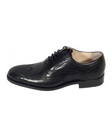 Oliver Sweeney Black Mellin Shoes
