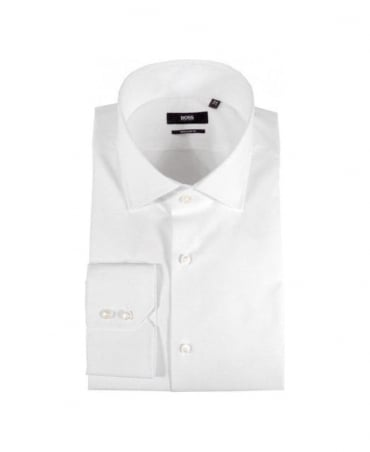 Boss White Gerald Shirt