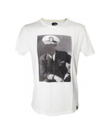 Boss White Tool 1 T-Shirt