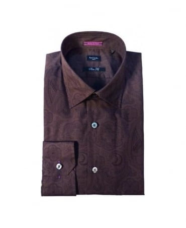 Paul Smith - London Damson Gents Formal Shirt