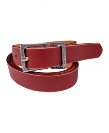 Diesel Red Bones Belt