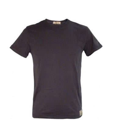 Replay Washed Black T-Shirt