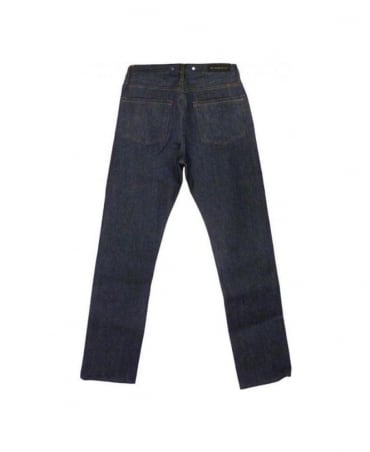 Burberry Denim Blue Steadman Jeans
