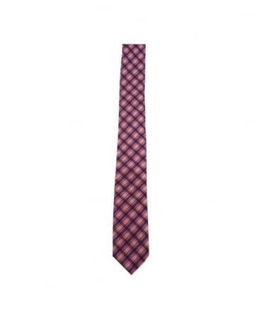 Hamaki-Ho Red CR132H Narrow Tie