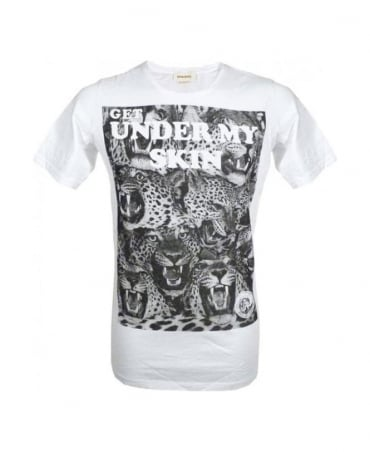 Diesel White Carpet T-Shirt