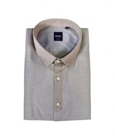 Boss Brown Raffaele Shirt