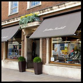 Jonathan Trumbull's Shop Front