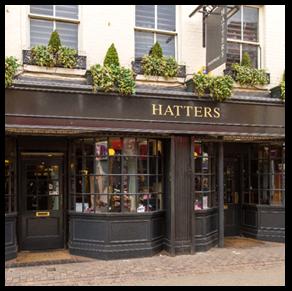 Hatters' Shop Front