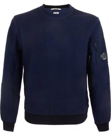 CP Company 3D Tacting Sweatshirt In Blue
