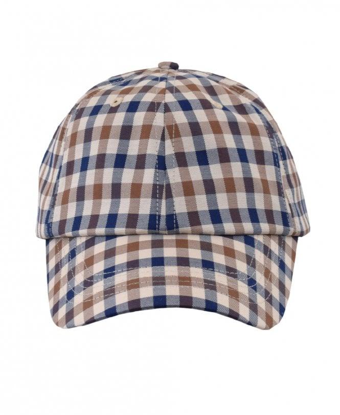 c7c3645abd4 Aquascutum abbott club check cap hats from jonathan trumbull jpg 665x812 Aquascutum  abott