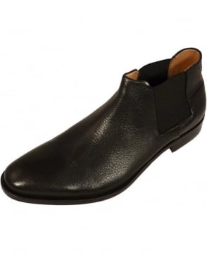 Oliver Sweeney Achile Black Chelsea Boot