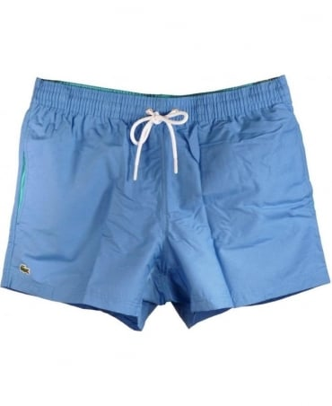 Lacoste Aerien Blue MH5354 Drawstring Shorts