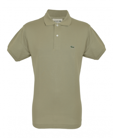 Aloe Green Classic Fit L.12.12 Polo Shirt
