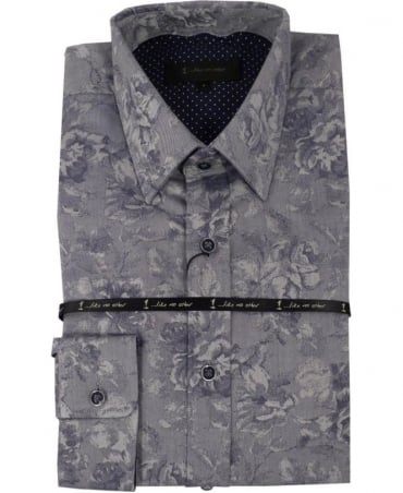 Apparatus Jacquard Shirt In Grey