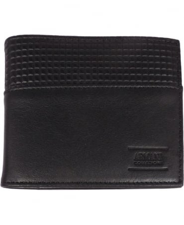 Armani Collezioni Black leather Wallet