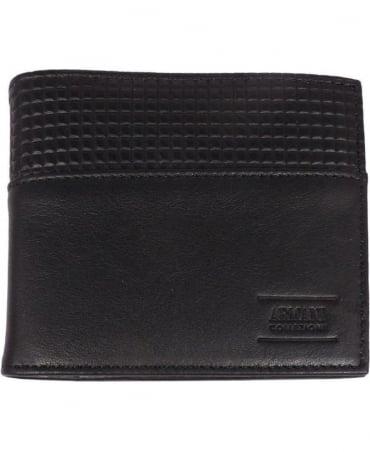 Armani Collezioni Black leather Wallet