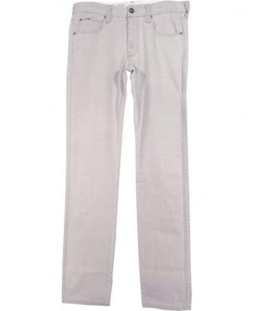 Armani Collezioni 'JO6' Slim Fit Grey Wash Jeans