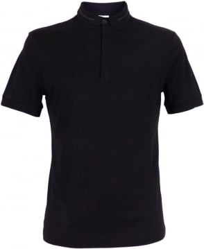 Armani Collezioni Navy Polo Shirt