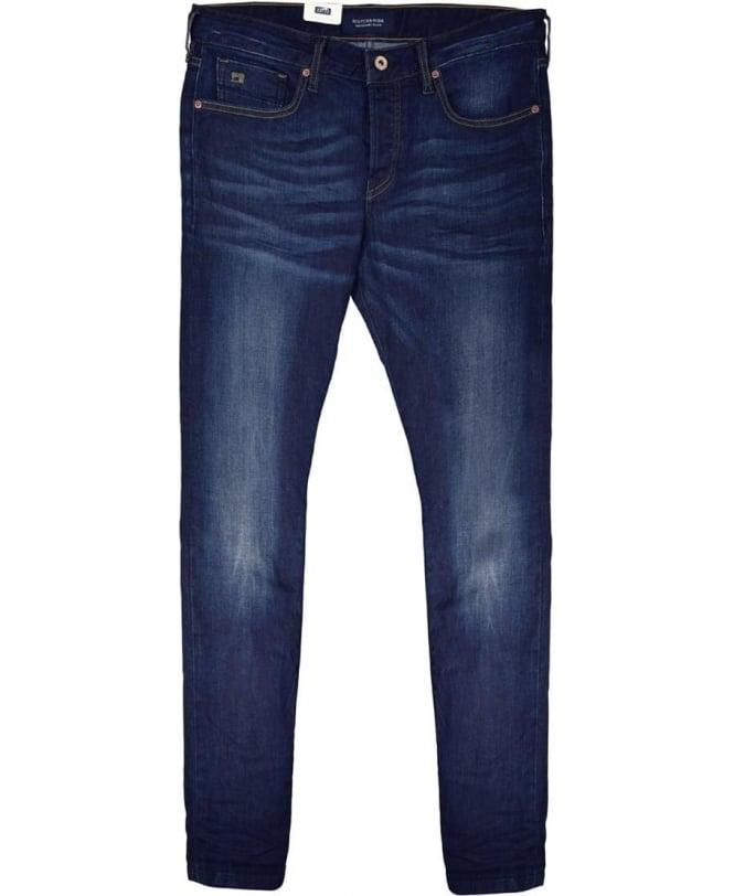 Scotch & Soda Beaten Track Regular Slim Fit Ralston Jeans