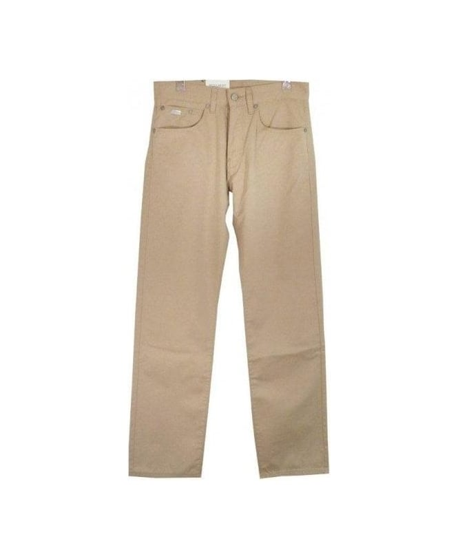 Hugo Boss Beige Iowa Jeans