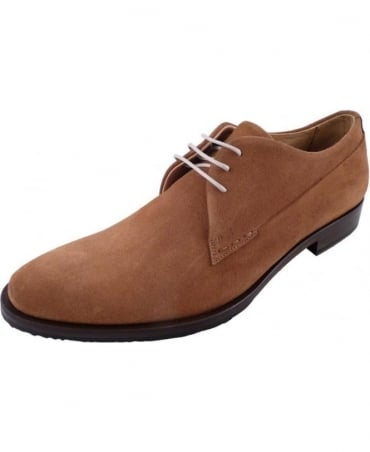 Oliver Sweeney Bellante Snuff Suede Formal Shoe