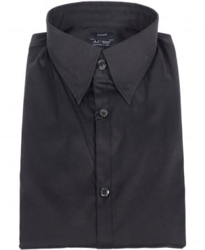 Armani Black 06C68JS Fitted Shirt