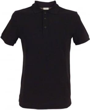 Armani Collezioni Black 3XCF89 Short Sleeve Polo