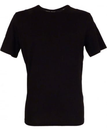 Hugo Boss Black 50297498 Crew Neck Chest Logo T-Shirt