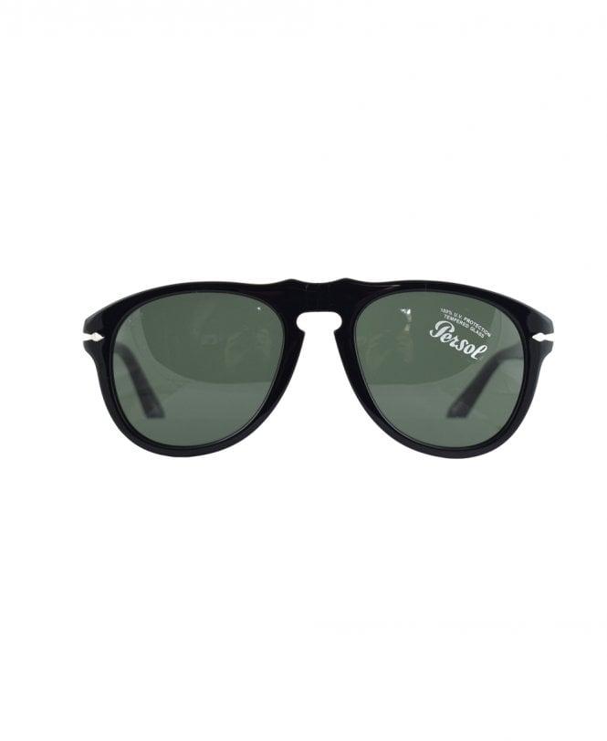 ddb3b0515e Persol Black 649 Original Sunglasses - Sunglasses from Jonathan ...
