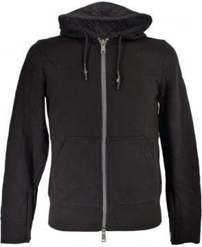 Armani Jeans Black 6X6M33 6JPAZ Hooded Sweatshirt