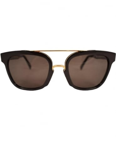 Black Akin Sunglasses