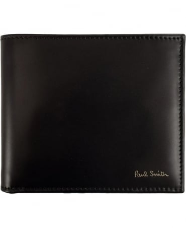 Paul Smith  Black ARXC/4832/W760 Leather Wallet