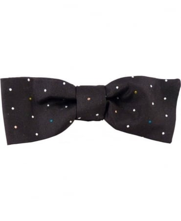 Paul Smith - Accessories Black Bow Tie Vintage AKXA/VBOW/V72