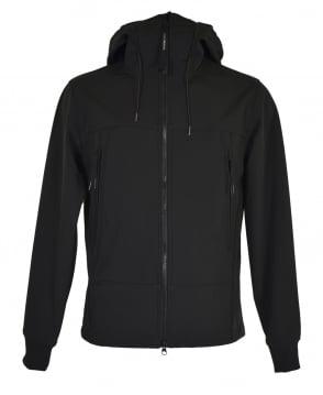 C.P. Company Black C.P. Shell Sweatshirt Jacket
