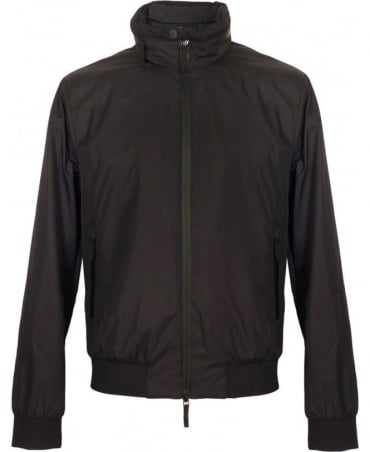 Black Collezioni Harrington Jacket