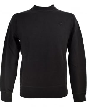 C.P. Company Black Crew Neck 0322300 Sweatshirt
