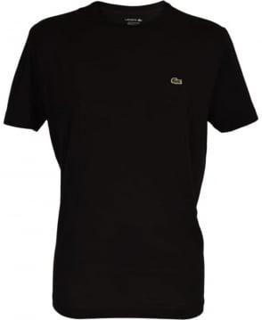 Lacoste Black Crew Neck TH5275 T-shirt
