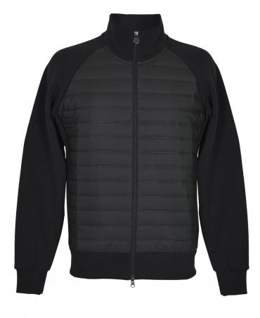 Colmar Originals Black Cybernetic Bubble Sweatshirt