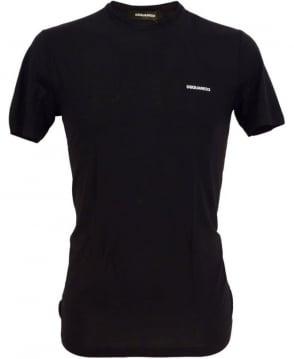 Dsquared2 Black D9M200760.11014 Crew Neck T-shirt
