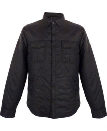Armani Black Down Jacket