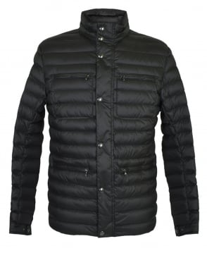 Colmar Originals Black Down Padded Field Jacket