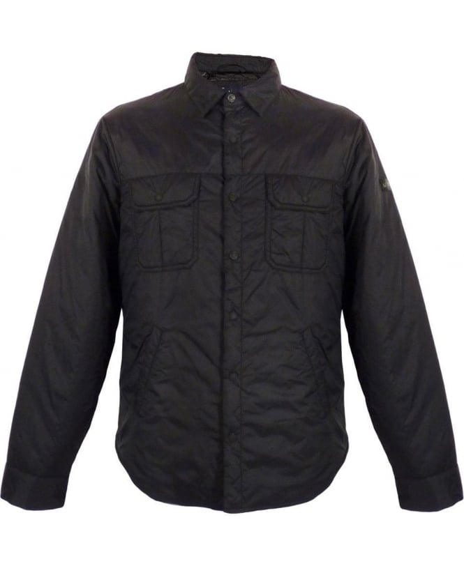 Armani Jeans Black Down Polyamide  Jacket