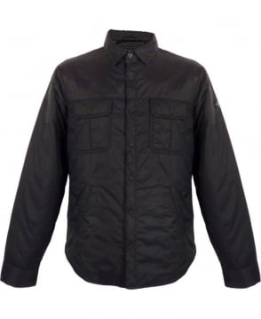 Armani Jeans Black Down Polyamide  Jacket