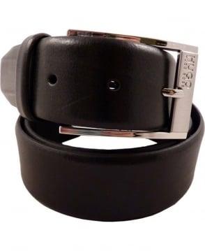 Hugo Black E-Estonio 50292596 35mm Width Belt