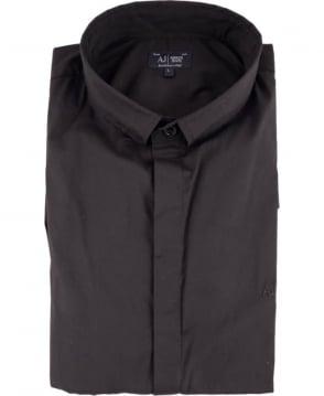 Armani Jeans Black Extra Slim Fit C6C13NL Shirt